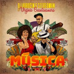 DJ ARROCÍN _ STEREOMAN FT. VIRGINIA_ Cover 2020
