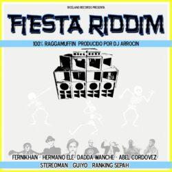 DJ ARROCIN - FIESTA RIDDIM